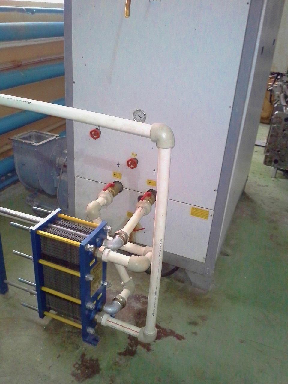 Пластинчатые теплообменники для техпроцессов теплообменник техническая размер