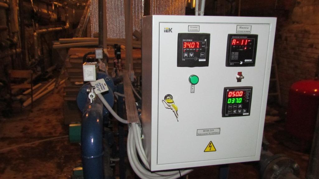 Индивидуальный тепловой пункт (ИТП) Троицк Кожухотрубный конденсатор ONDA CT 229 Сыктывкар