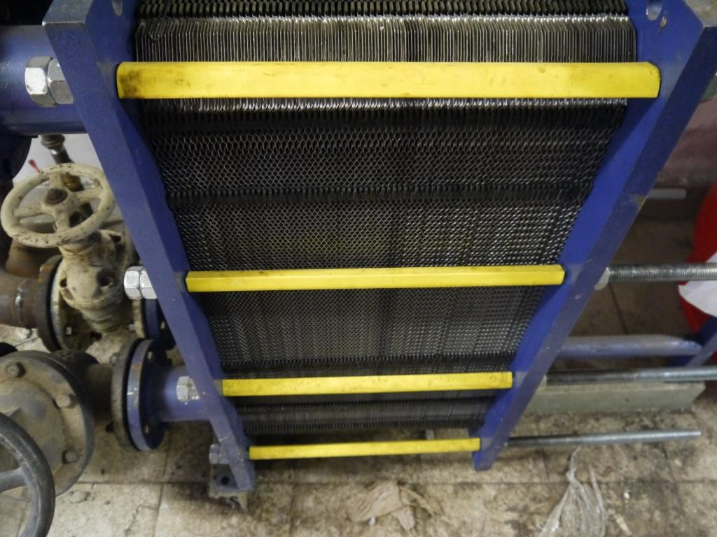 Пластины теплообменника Анвитэк AMX 30 Липецк Уплотнения теплообменника Tranter GC-008 PI Владимир