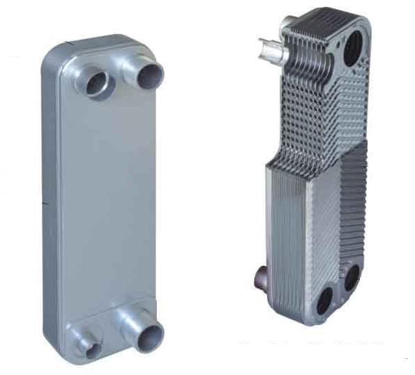 Как установить паяный теплообменник газовая колонка нева люкс теплообменник в спб