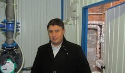 Кожухотрубный испаритель Alfa Laval DH1-212 Саранск